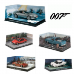 James Bond Car Collection